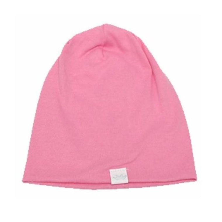Colorful 100% Cotton Baby Beanie Hats