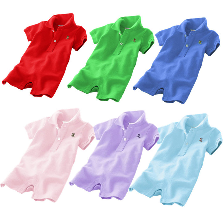 Golf Shirt Cotton Onesies