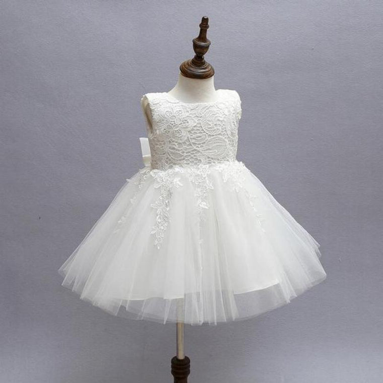 Lace Tutu Dress for Baby Girl