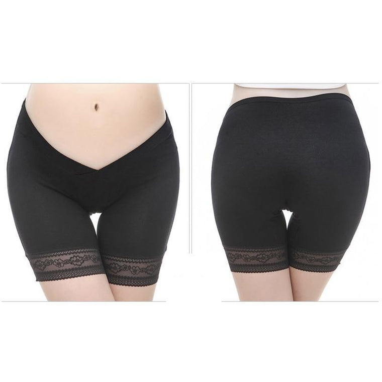 Under The Bump Long Length Maternity Panties