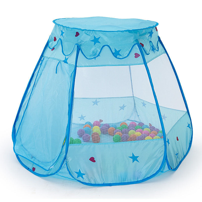 ... Kids Foldable Play Tent Castle Shape ...  sc 1 st  Babies N Mamas & Buy Kids Foldable Play Tent Castle Shape Online at Lowest Price