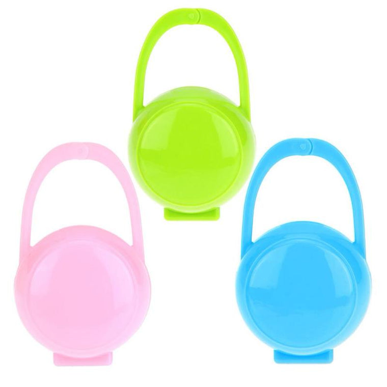 3pcs Baby Pacifier Container