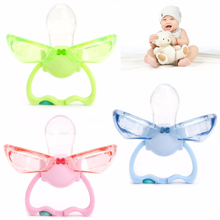 Pacifier Silicone Baby Nipples