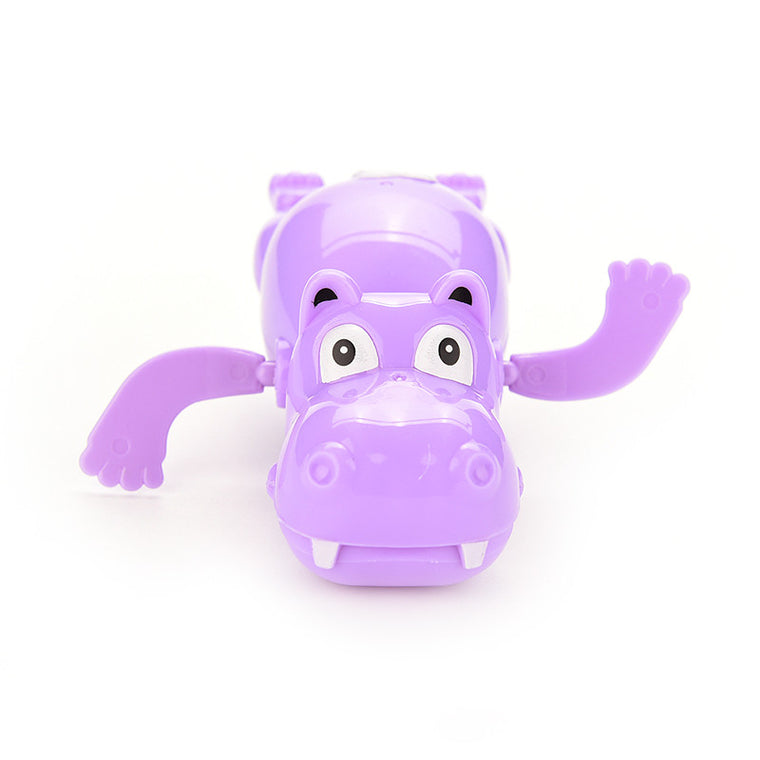Hippo Plastic Swim Toy