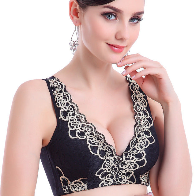 Wire free Vest bra,women soft push up bra sleeping underwear