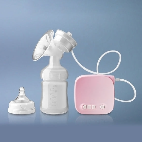 Breast Pump - Portable & Rechargeable Electric Breast Pump