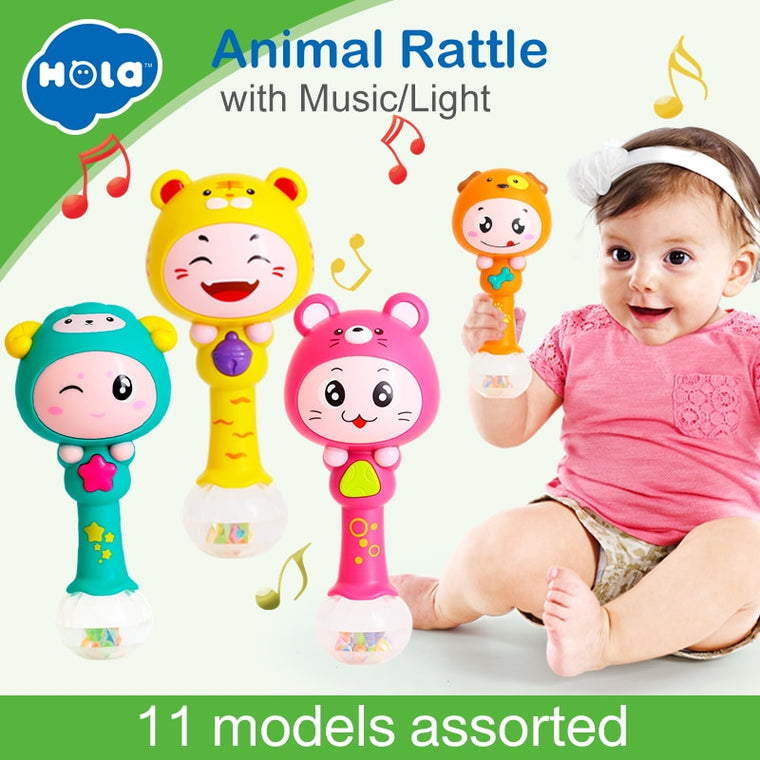 Rattle Toys for Kids