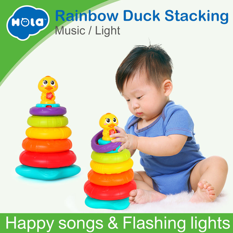 Musical Stacking Toy for Kids