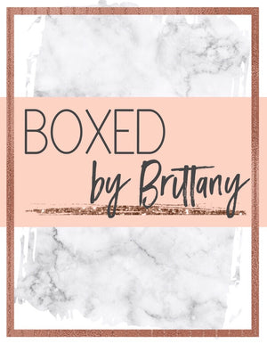 BOXED by Brittany