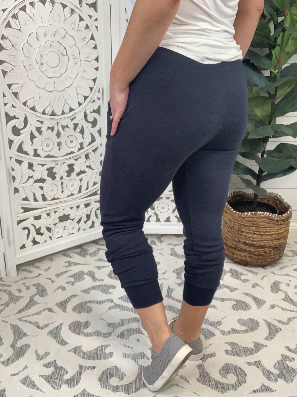 The Best Ever French Terry Joggers