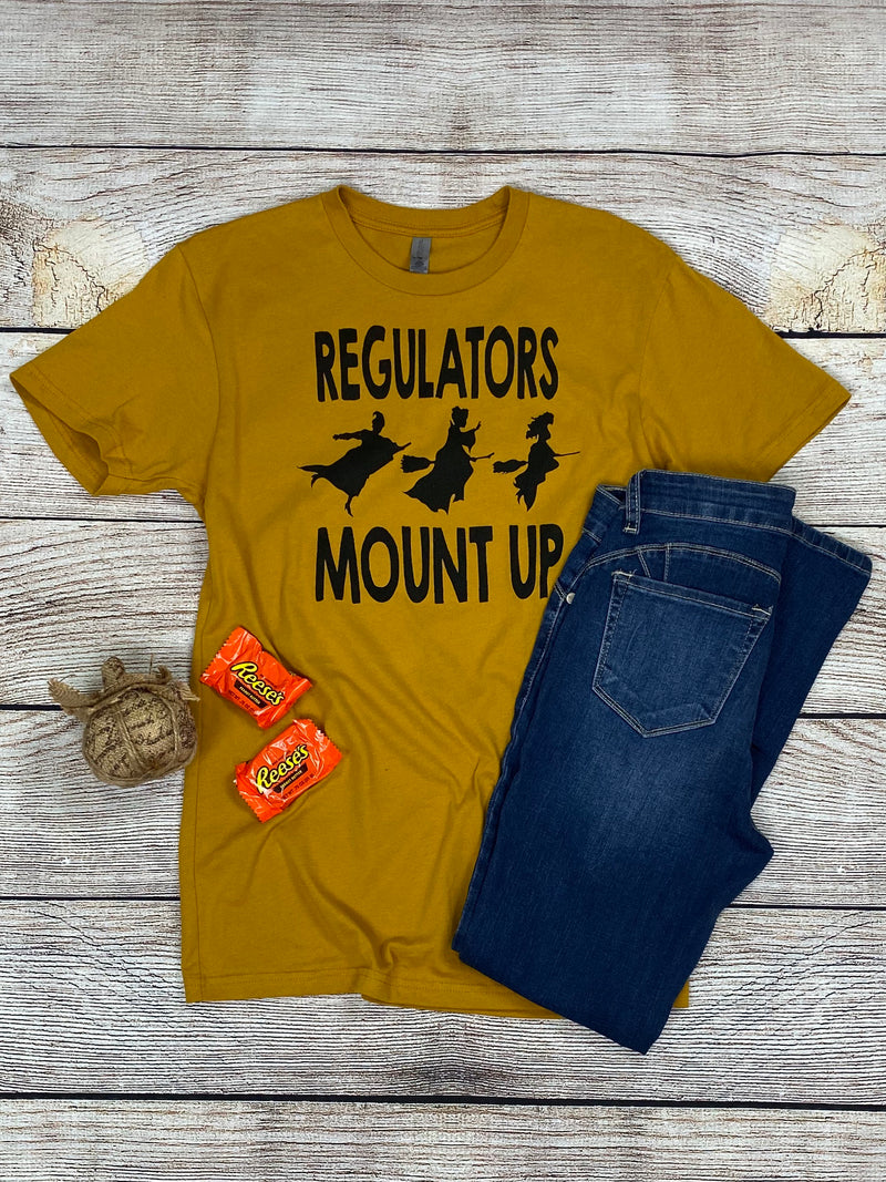 Regulators Mount Up Tshirt