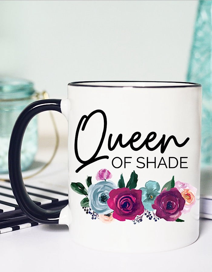 Queen of Shade Coffee Mug