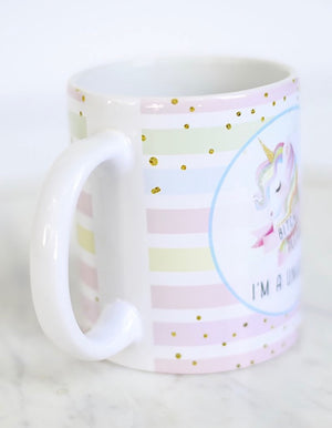 I'm a Unicorn Coffee Mug