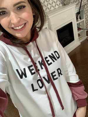 Weekend Lover Sweatshirt