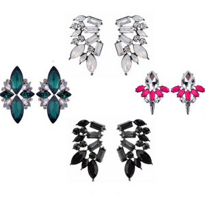 Style Your Class Act Earrings 3 Ways