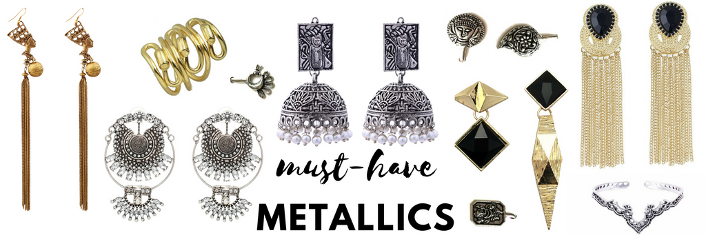 Metallica - Metal accessories to die for!