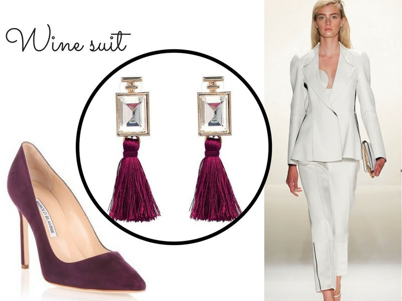 Accessorising Right -- 4 Evening Wear Looks!