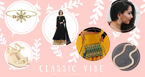 Classic vibe for eid - knick knack nook accessory