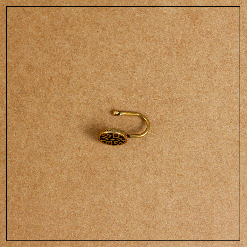 Charkha- Mini : Golden