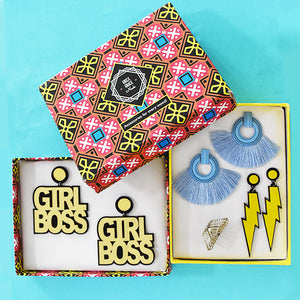 Quirky Gift Box (M) - Pack of 4