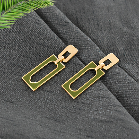 Evelyn Green - Dainty Earrings