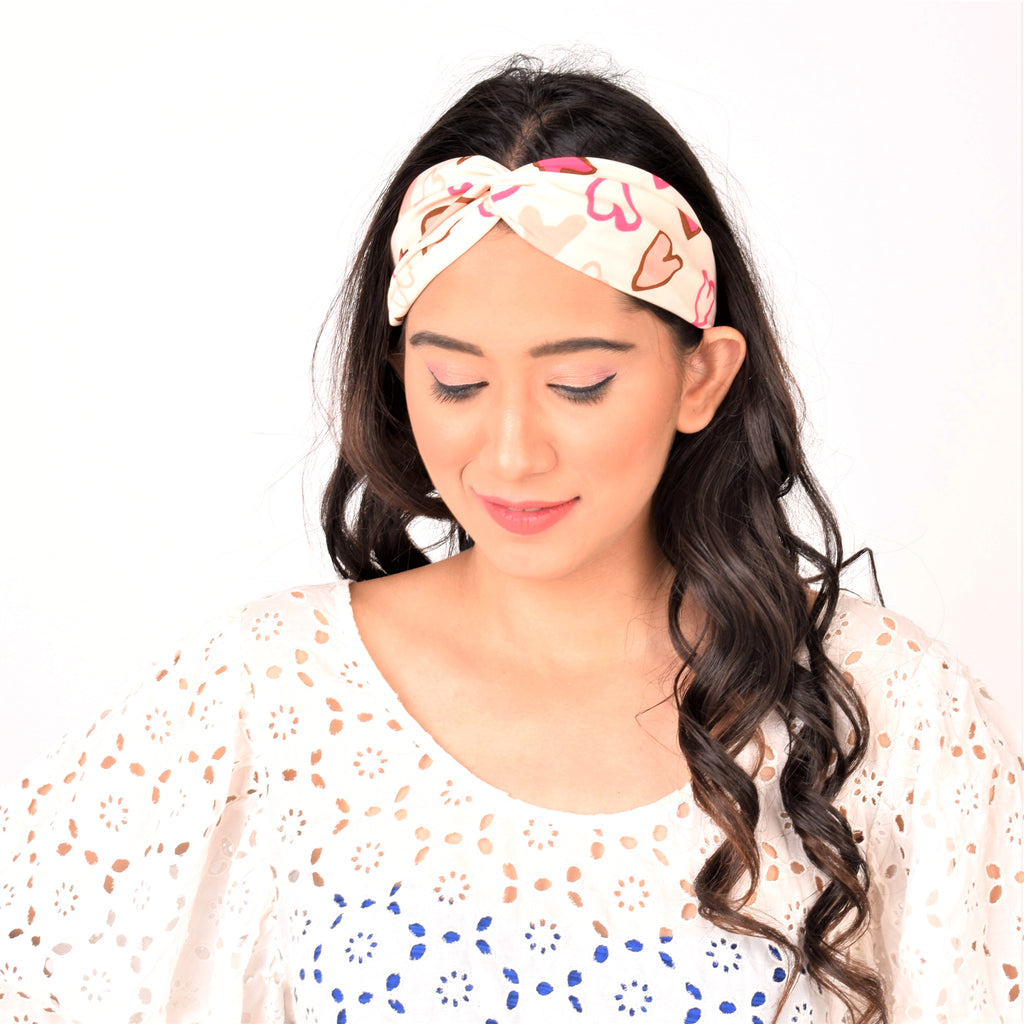 All Heart Interlinked Headband