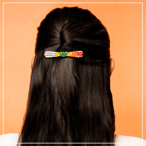 Barrette Bow