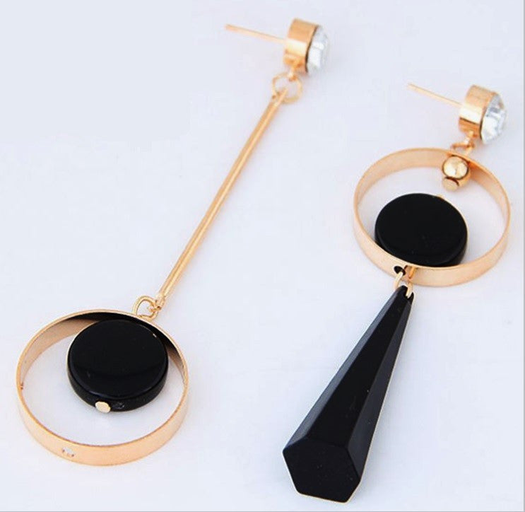 Glam Drops - Dainty Earrings