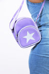 Shooting Star - Lavender - Sling Bag