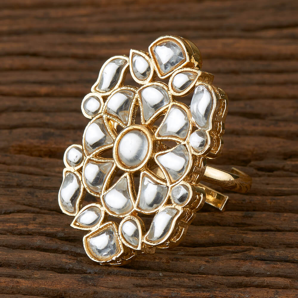 Manikarnika Statement Ring