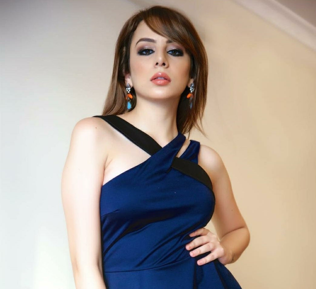 Nitibha's Casablanca - Multicoloured Stone Earrings