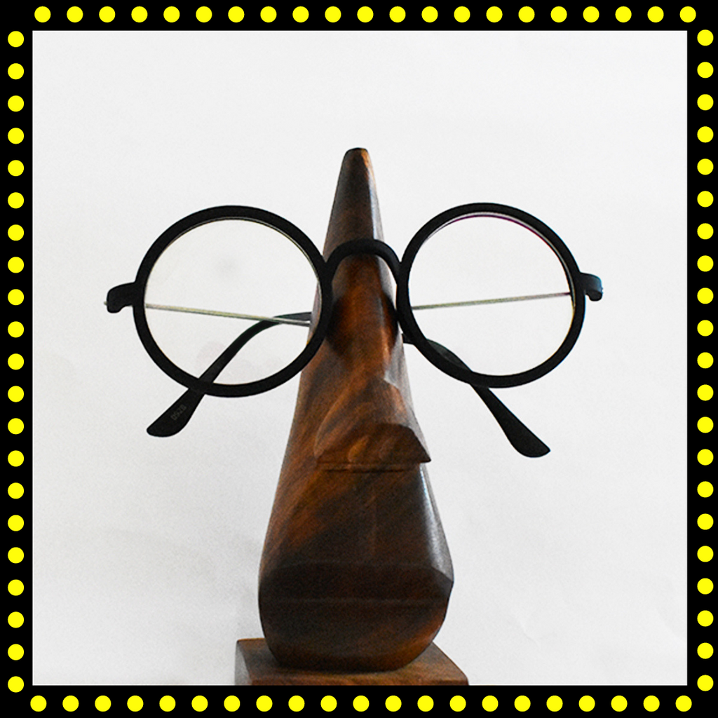 Hotter Potter - Round Clear Glasses