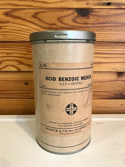 acid benzoic merck