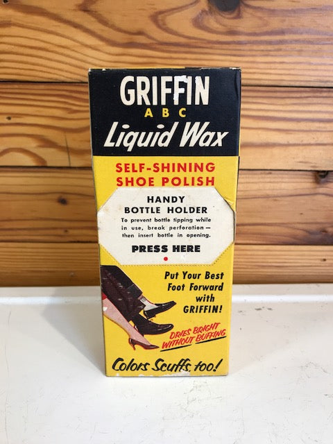 griffin liquid wax shoe polish