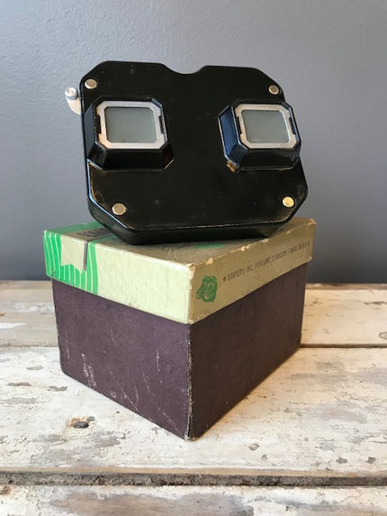 view-master stereoscope