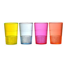Elegant Plastic Shot Glasses