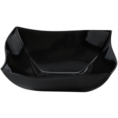 Wavetrends 32 oz. Square Serving Bowl, 50 Count - Thebestpartydeals