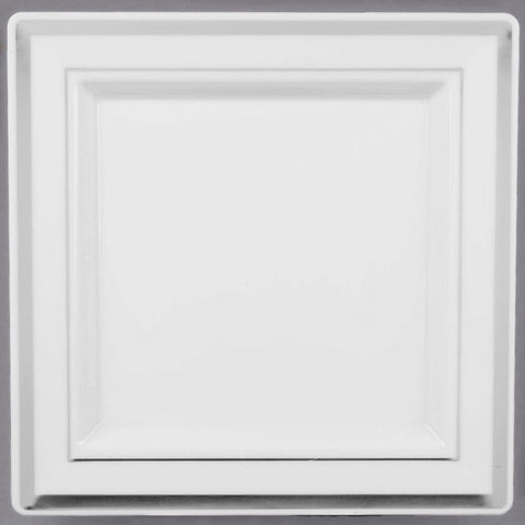 "Square Splendor 4.5"" Plate, 120 per case - Thebestpartydeals"