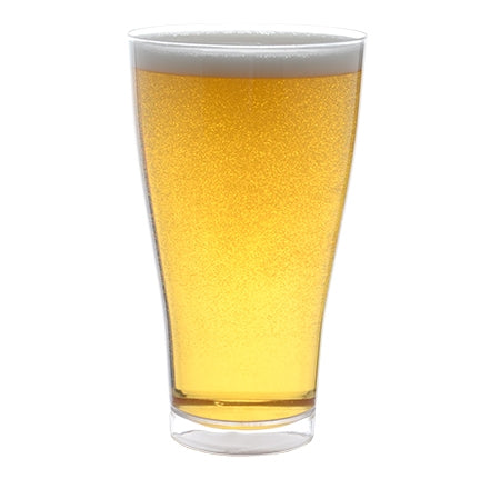 14oz Pilsner Glass, 6 per package - Thebestpartydeals
