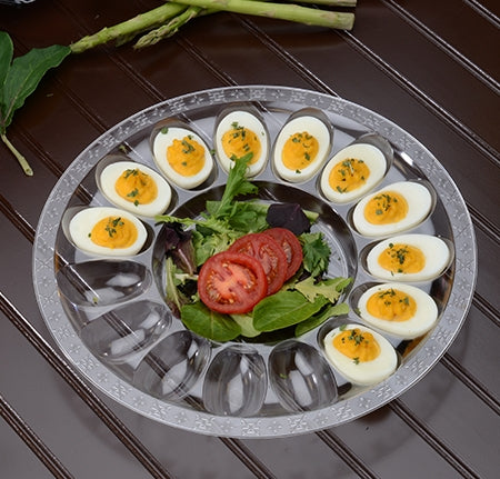 "12"" - 20 Count Egg Tray - 25 per case - Thebestpartydeals"