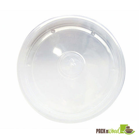 Clear lid for #210SOUPLPP08 - 500 per case - Thebestpartydeals