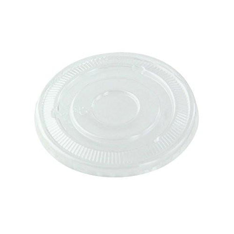 Clear flat lid for #210POB81 - 1000 per case - Thebestpartydeals