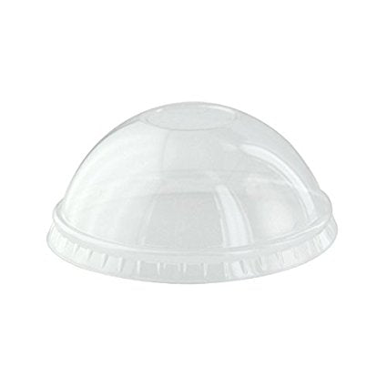Dome lid without hole for 210POB270 - 1000 per case