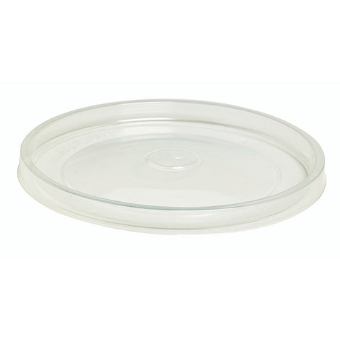Clear flat lid for #210PC751K - 360 per case - Thebestpartydeals