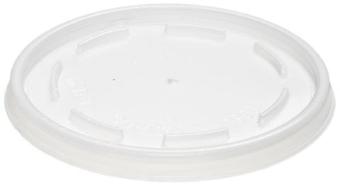 Dart 16JL Translucent Vented Lid, 100 per package - Thebestpartydeals