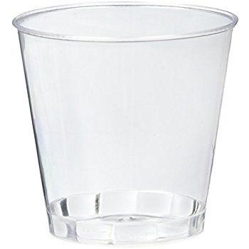 Savvi Serve 1 oz. Shot Glass, 50 per bag - Thebestpartydeals