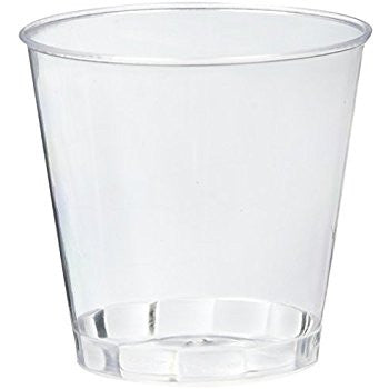 Savvi Serve 1.5 oz. Shot Glass, 50 per bag - Thebestpartydeals