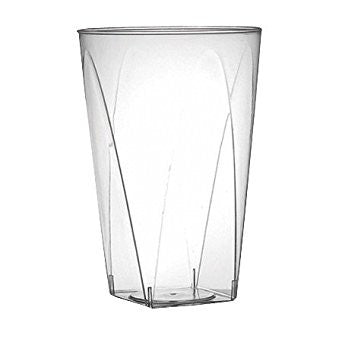 Savvi Serve 10 oz. Square Bottom Tumbler, 20 per bag - Thebestpartydeals