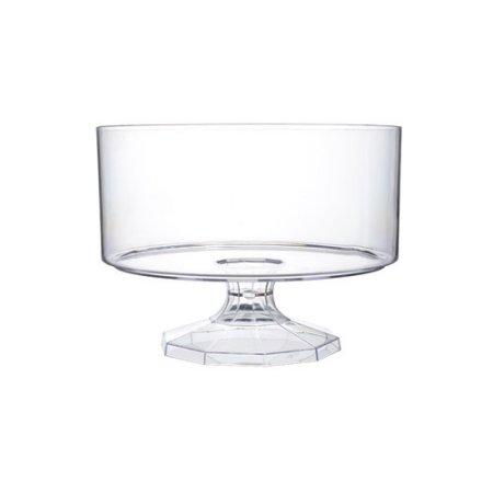 "6"" trifle bowls - 1 per package - Thebestpartydeals"