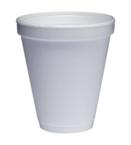 Dart 10oz Foam Cup, 25 per package - Thebestpartydeals